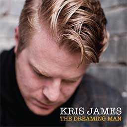 Kris James - The Dreaming Man cd cover