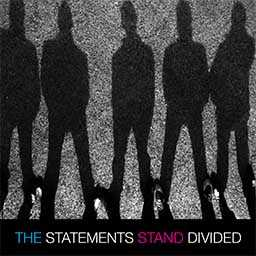 The Statements - Stand Divided cd cover