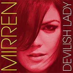 Mirren - Devilish Lady cd cover