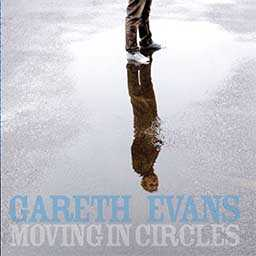 Gareth Evans - Moving in Circles cd cover
