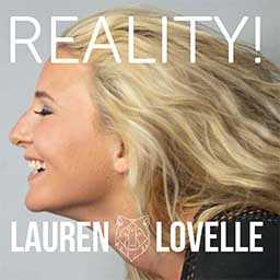 Lauren Lovelle - Reality! cd cover