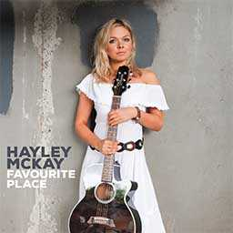 Hayley McKay - Favourite Place cd cover