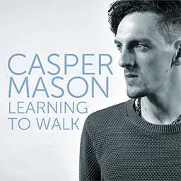 Casper Mason - Learning to Walk cd cover