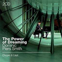 Dominic Piers Smith - The Power of Dreaming cd cover