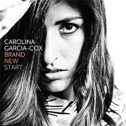 Garcia Cox - Brand New Start cd cover