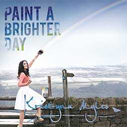 Kristyna Miles - Paint a Brighter Day cd cover