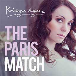 Kristyna Adams - The Paris Match cd cover