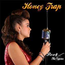 Pixie and the Gypsies - Honey Trap cd cover