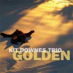 Kit Downes Trio - Golden cd cover