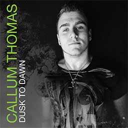 Callum Thomas - Dusk to Dawn cd cover