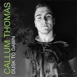 Callum Thomas - Dusk to Dawn cd cover