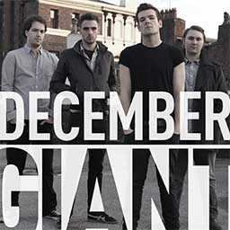 December Giant cd cover